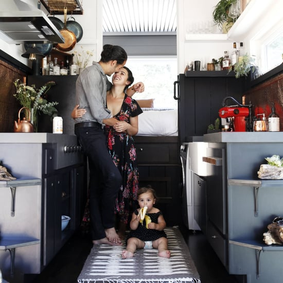 Family of 3 in a Tiny House