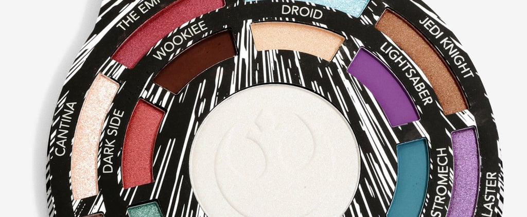 Hot Topic Sells a Her Universe Star Wars Beauty Line