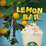 Do You Want to Try: Lemon Bar Crème Frappuccino Blended Crème