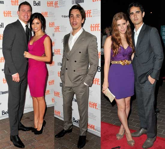 Kate Mara and Max Minghella Join Jenna Dewan and Channing Tatum For a Ten Year Reunion