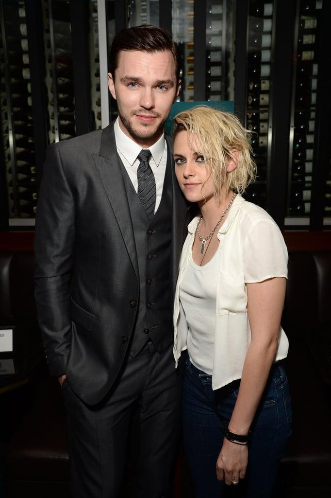 Kristen Stewart and Ni...