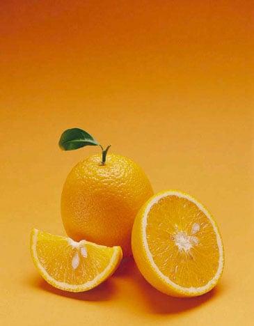 Secret Ingredient: Oranges