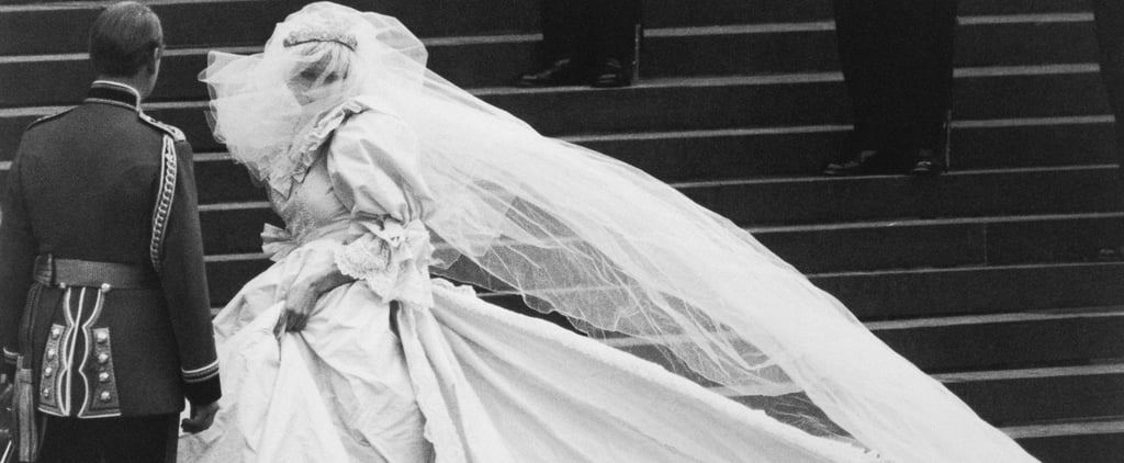 Elizabeth Emanuel Story About Princess Diana's Wedding Dress
