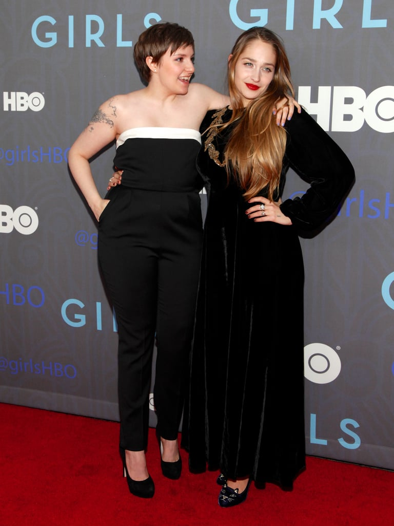 Lena Dunham and Jemima Kirke have been pals ever since their school days at Brooklyn's St. Ann School. The two have remained very close over the years, with Lena putting Jemima in her film, Tiny Furniture, and her hit TV show, Girls.