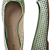 Gap Perforated Ballet Flats