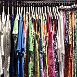 Clothes. For. Days. We'd better start saving.