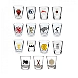 House Sigil Shot Glasses ($70, was $105)