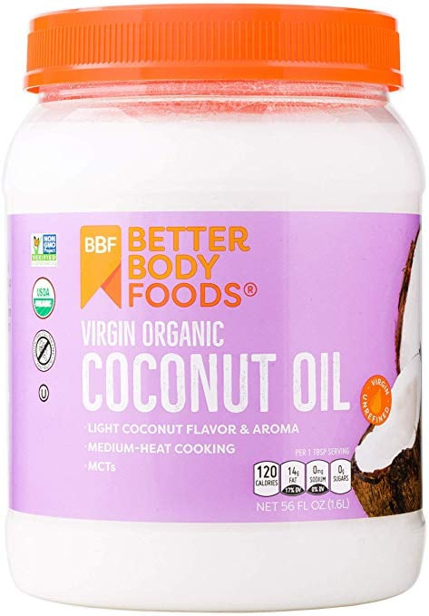 BetterBody Foods Coconut Oil