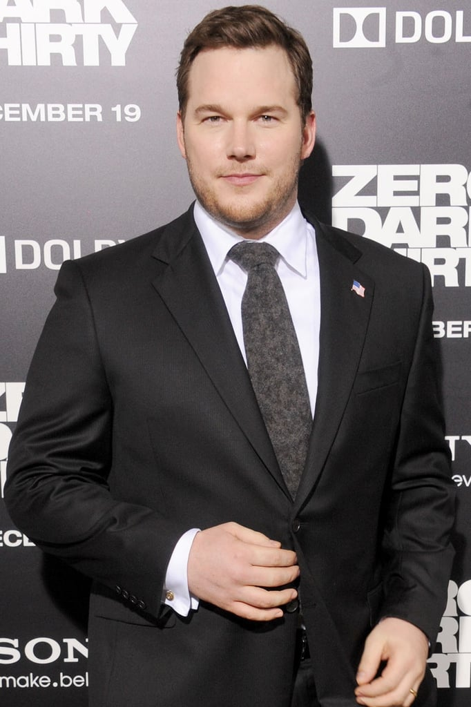 Chris Pratt will star in Guardians of the Galaxy as the lead in the superhero franchise flick.
