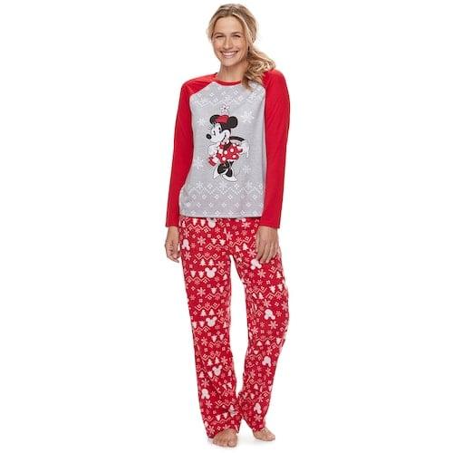 Jammies For Your Families Disney s Minnie Mouse Pajamas Set  6cb74e774