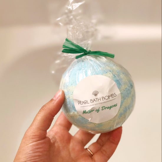 Mother of Dragons Bath Bomb Review