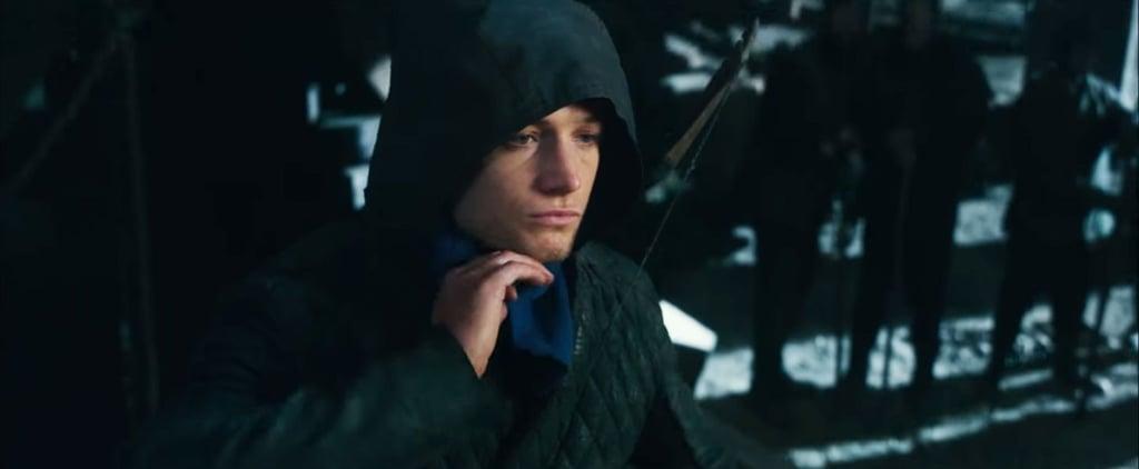 Robin Hood Movie Trailer and Australian Release Date
