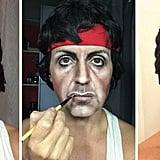Sylvester Stallone in Rocky After