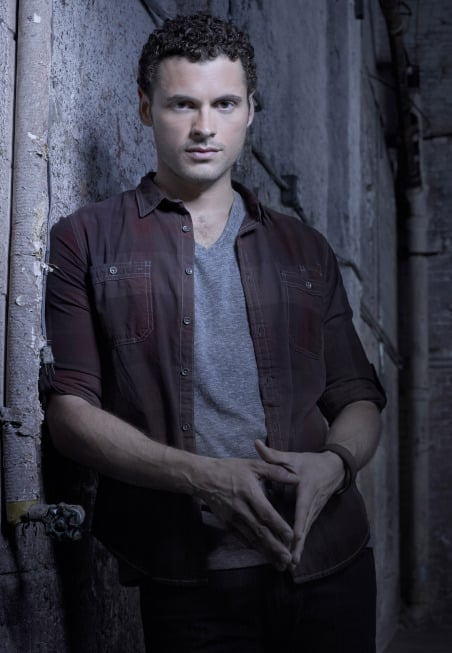 Adan Canto as Billy Thomas in The Following.