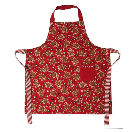 Kid's Gingerbread Apron