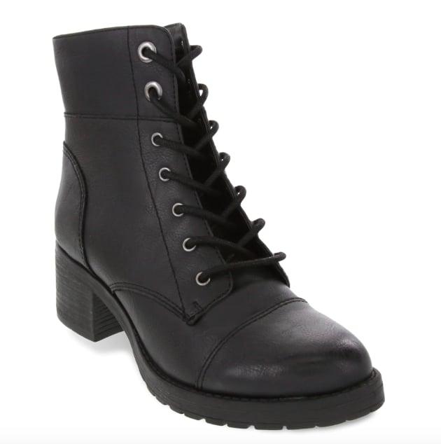sugar Klondike Combat Boot