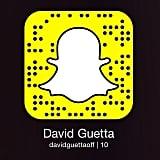 David Guetta: davidguettaoff