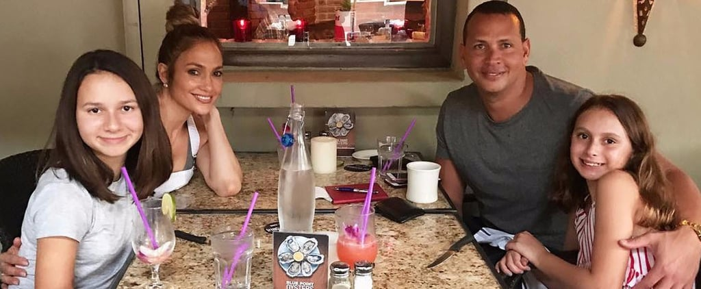 Jennifer Lopez and Alex Rodriguez Are Creating a Pretty Awesome Blended Family