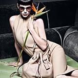 Max Mara Spring 2012 Ad Campaign