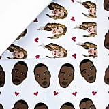 BeyJay Double-Sided Gift Wrap