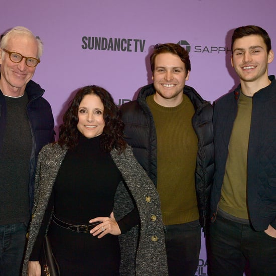 Julia Louis-Dreyfus's Son Charlie Hall Has a Web Series