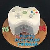 Video Game Controller Cake