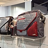 JJ Cole's Metra diaper bags are designed to be unisex.