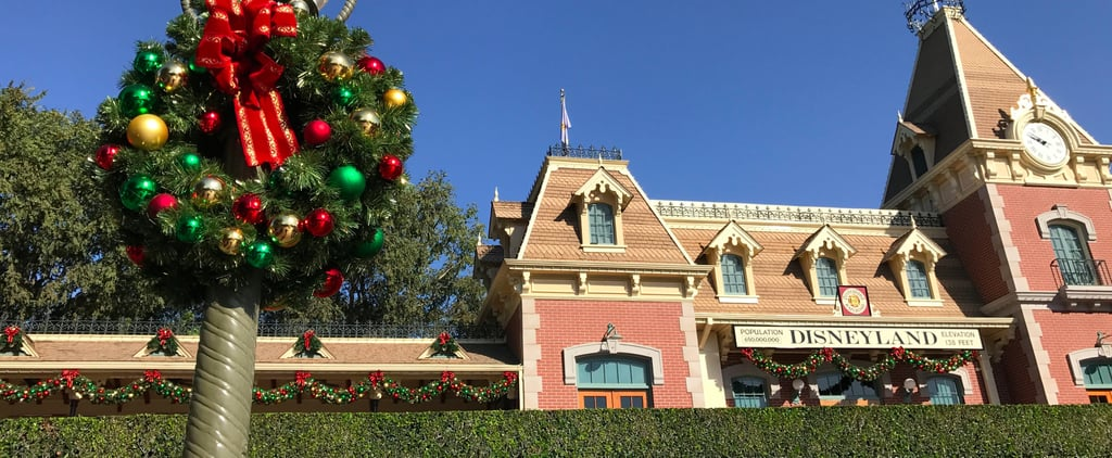 This Disneyland Holiday News Will Make Your Entire Day