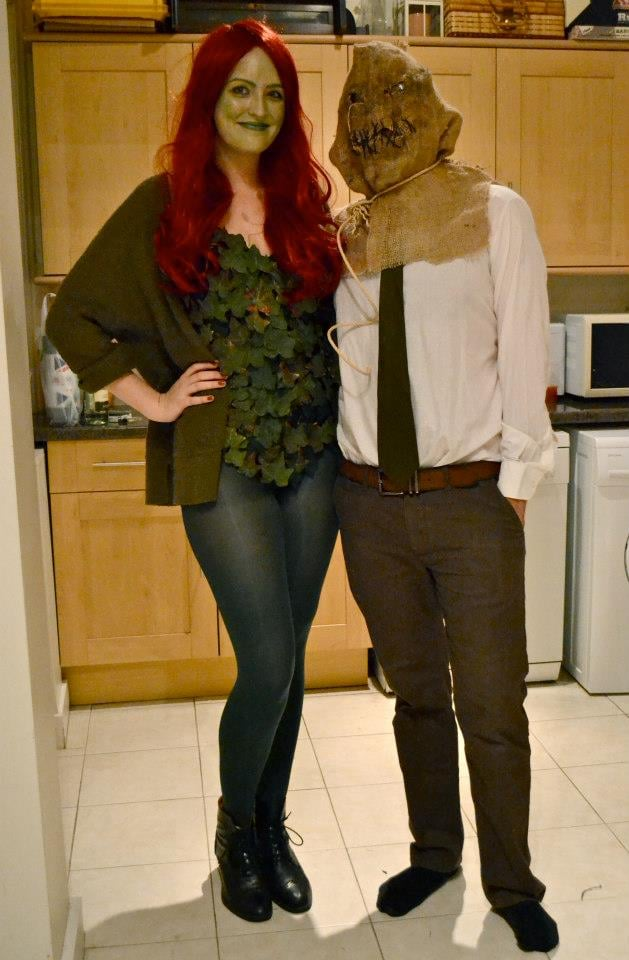 Poison Ivy and The Scarecrow