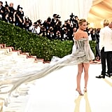 Lili Reinhart at the 2018 Met Gala