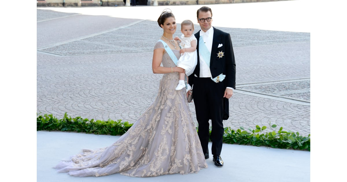 Crown Princess Victoria of Sweden and her husband, Prince Daniel of ...