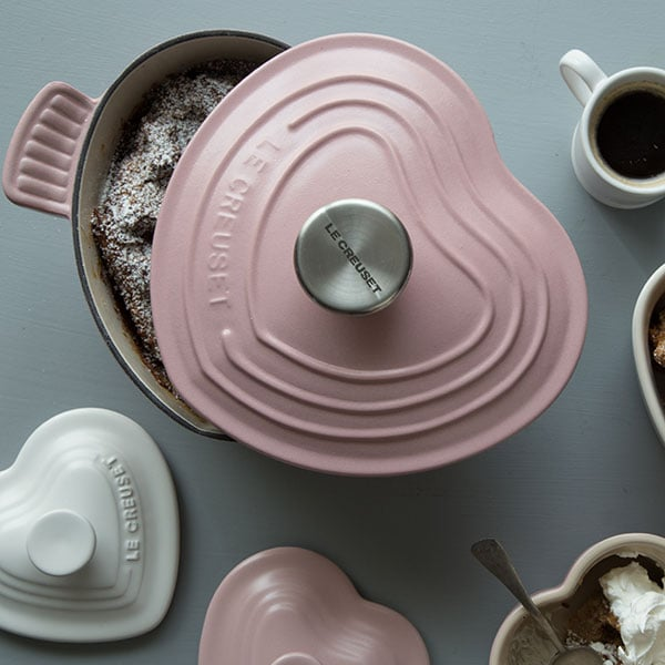 A perfect-for-two cocotte