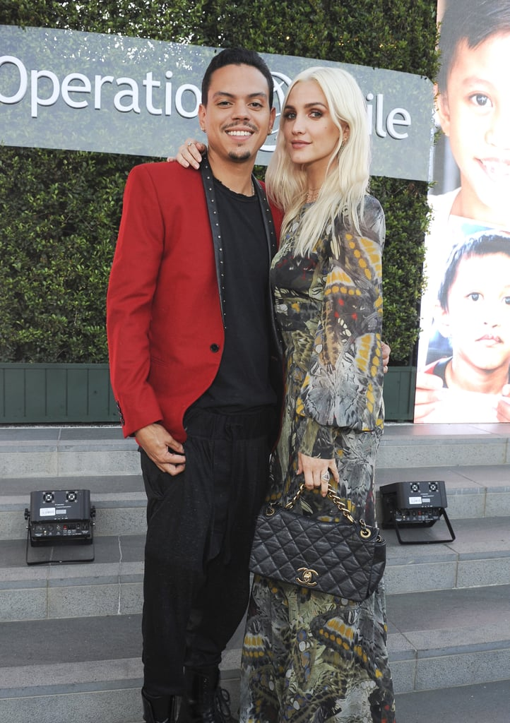 Ashlee Simpson and Evan Ross's Cutest Pictures | POPSUGAR