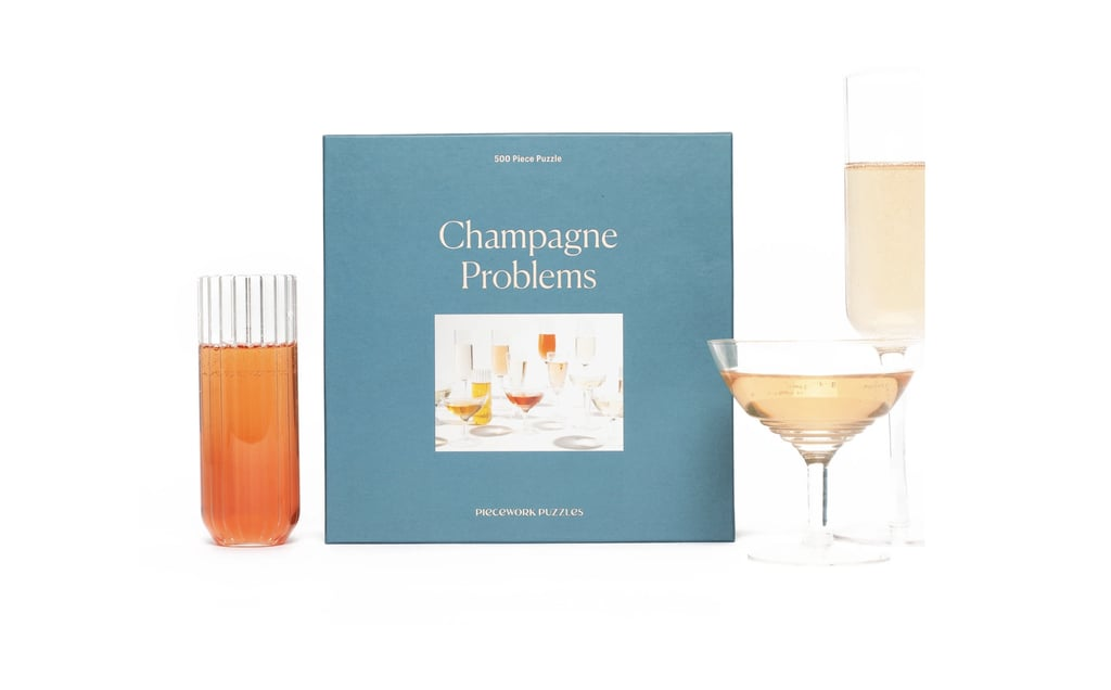 Champagne Problems Jigsaw Puzzle