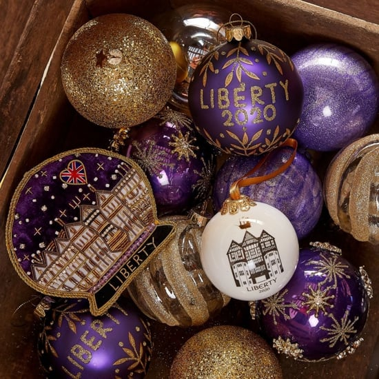Best Liberty London Christmas Baubles and Decorations | 2020