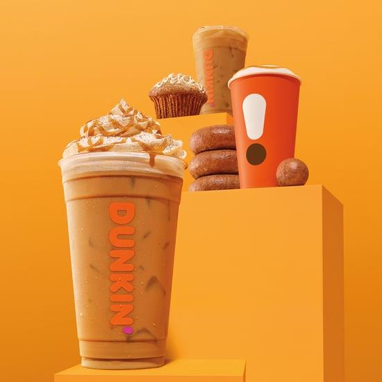 Dunkin' Donuts Fall Menu 2019
