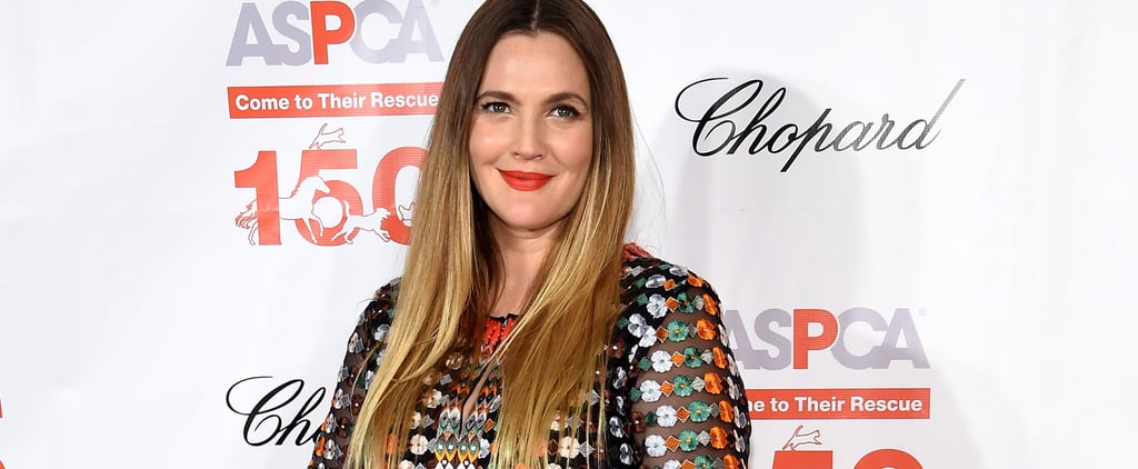 Drew Barrymore Just Paid Fashion Homage to Kate Middleton in This Stunning Dress