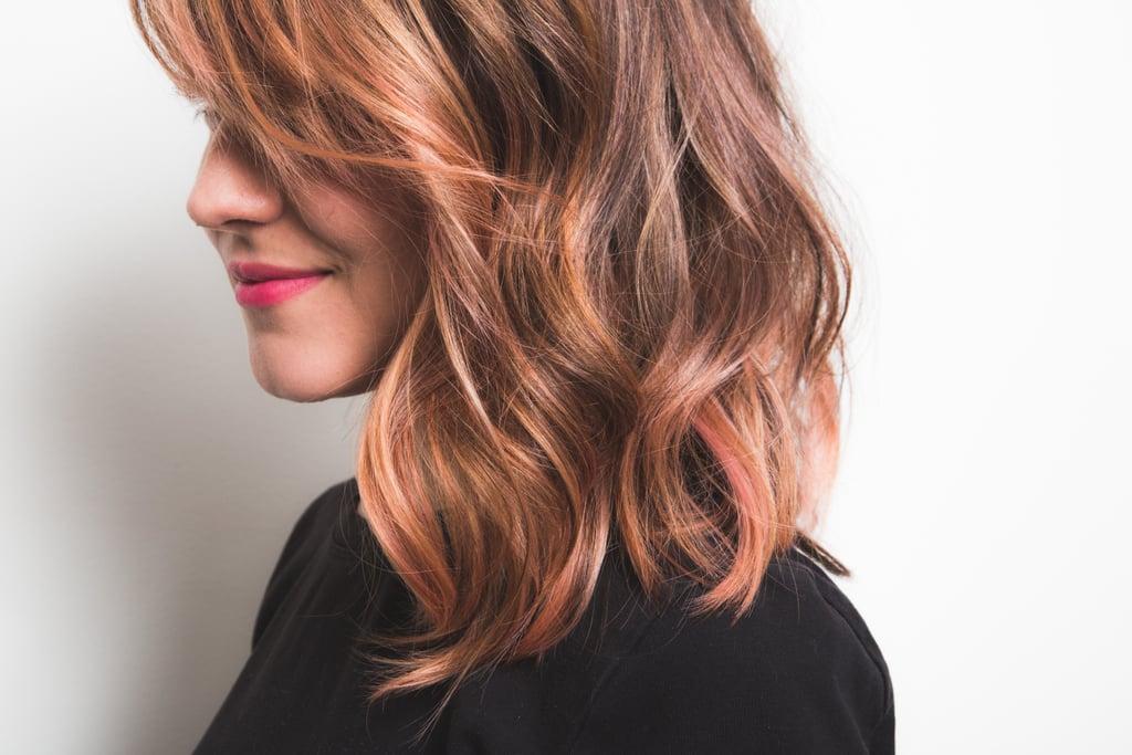 How To Colour Dark Hair Pastel Popsugar Beauty Australia