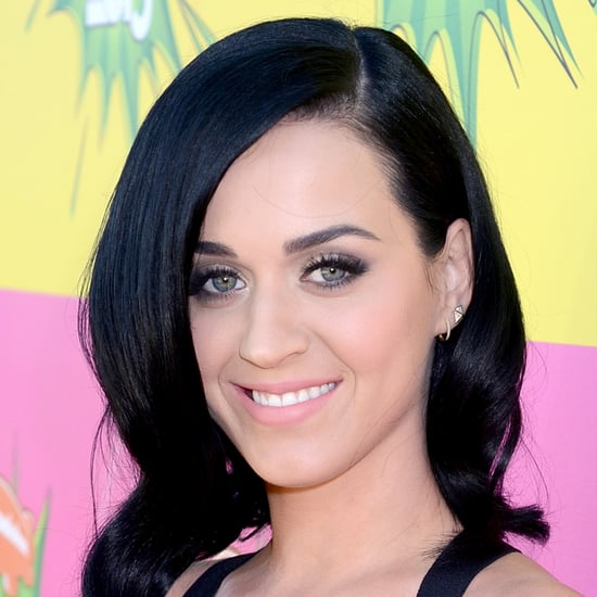 Celebrity Beauty: Katy Perry Hair; 2013 Kids' Choice Awards