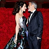 George and Amal Clooney, 2018