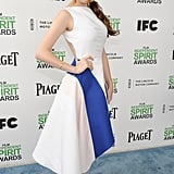 Anna Kendrick at the 2014 Spirit Awards