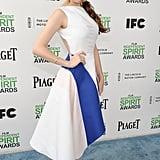 Anna Kendrick at the 2014 Spirit Awards