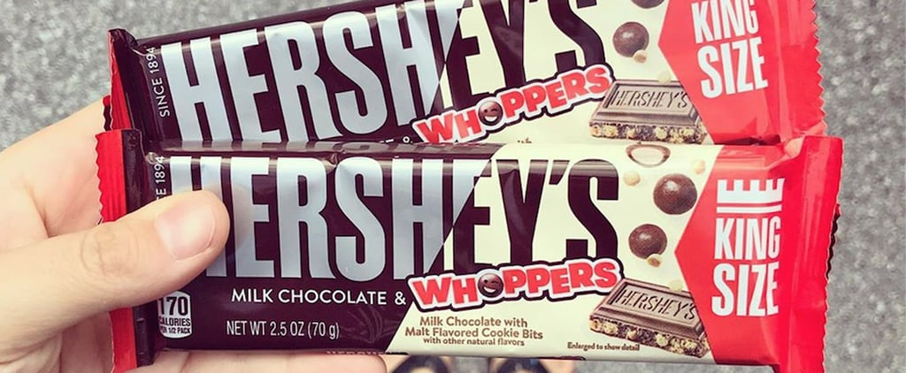 Hershey's Brings Back Chocolate Bars With Whoppers