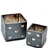 Oh, how we'd love to receive this Rossella Manzini Heart-Print Spice Cellar Set ($44) ahead of a big party.