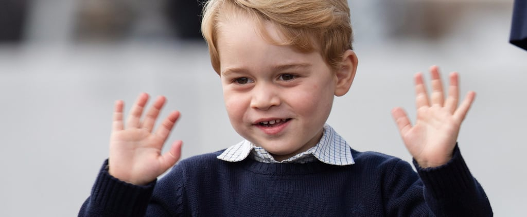 The 58 Cutest Pictures of Prince George