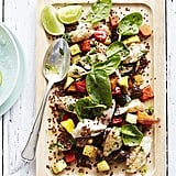 Mexican Fish and Quinoa Salad