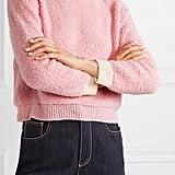 Marni Wool-Blend Fleece Sweater