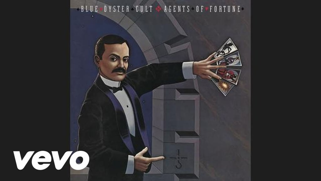 """Don't Fear the Reaper"" by Blue Öyster Cult"