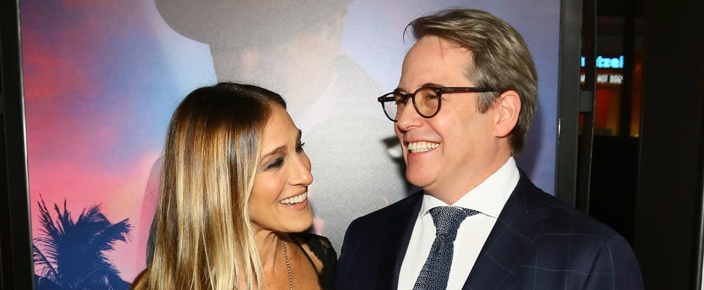 Sarah Jessica Parker and Matthew Broderick Make a Dashing Duo at AFI Fest