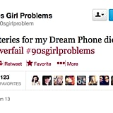 @90sgirlproblem points out another hilarious problem '90s girls faced.